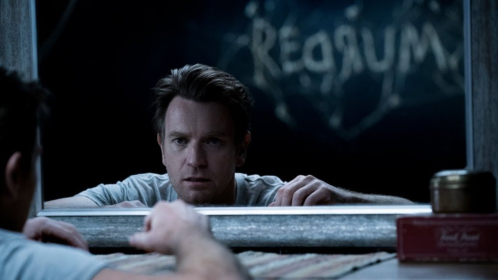 Ewan McGregor as Danny Torrance in Doctor Sleep