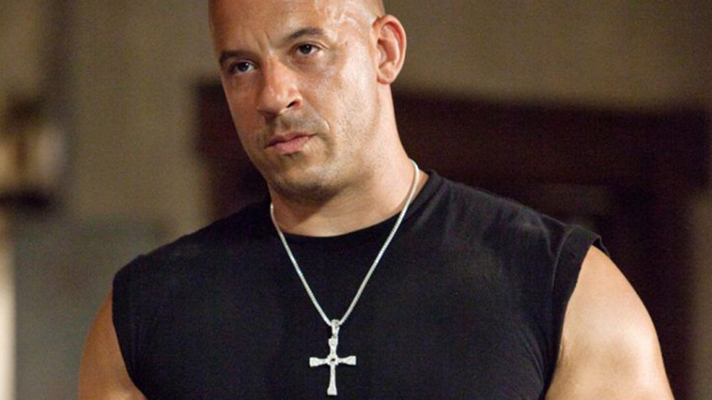 Fast and Furious Dom Toretto necklace