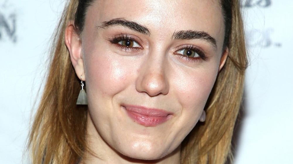 Madeline Zima close-up
