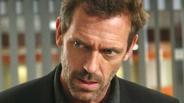 Hugh Laurie as Dr. Gregory House in House