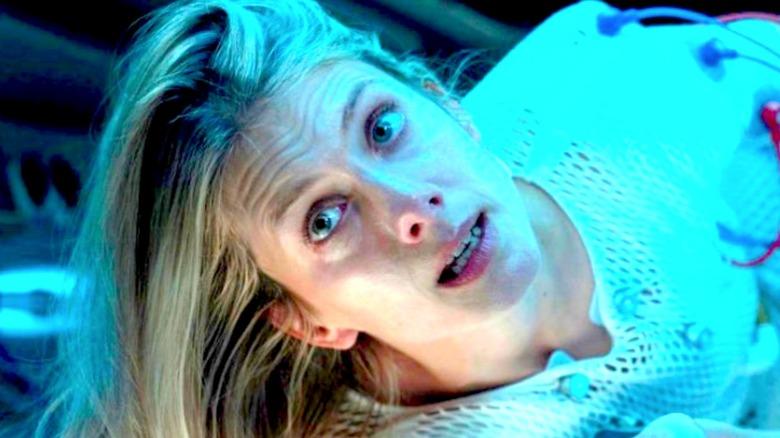 Mélanie Laurent in Netflix's Oxygen