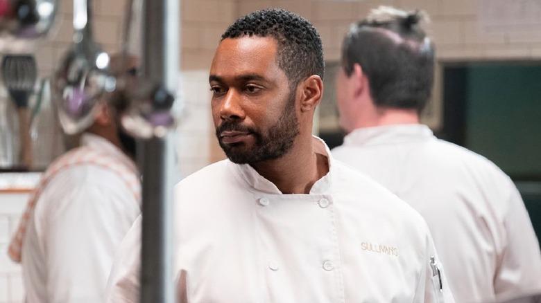 Dion Johnstone plays Erik in Netflix's 'Sweet Magnolias'