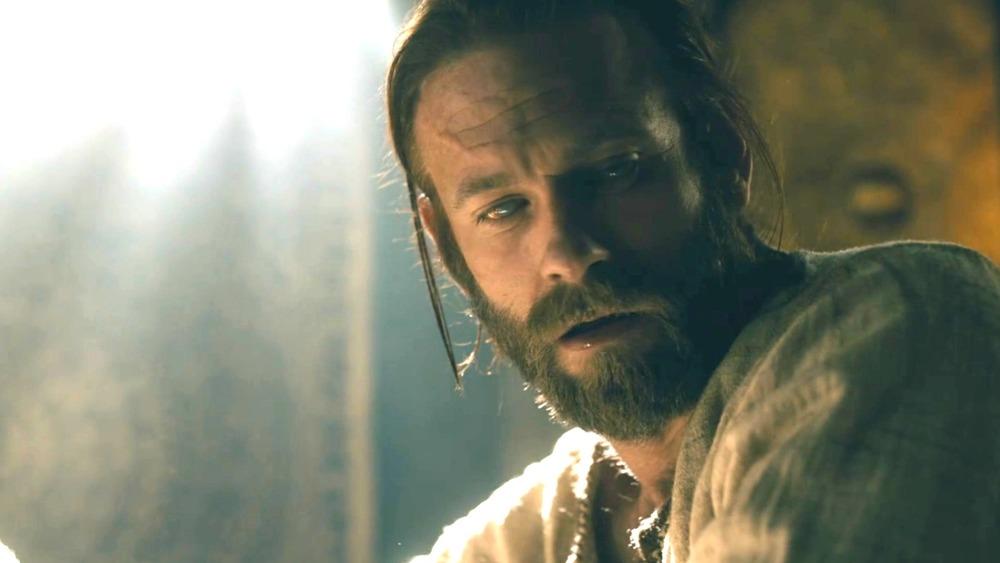 Erik from Vikings looking upset