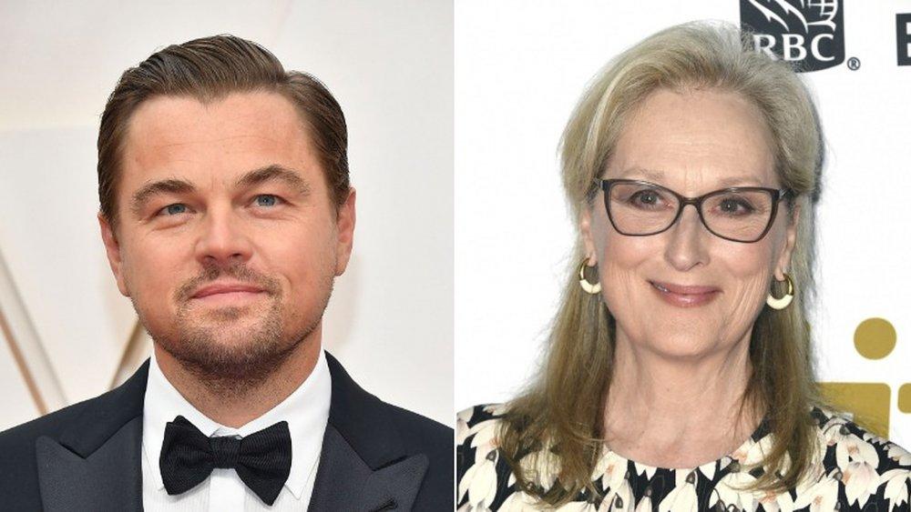 Leonardo DiCaprio attends the 92nd Annual Academy Awards/Meryl Streep attends the 2019 Toronto International Film Festival TIFF Tribute Gala