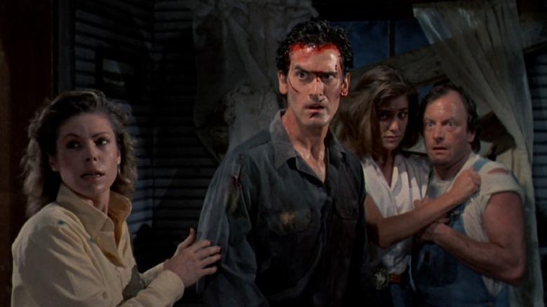 The Evil Dead 2 cast