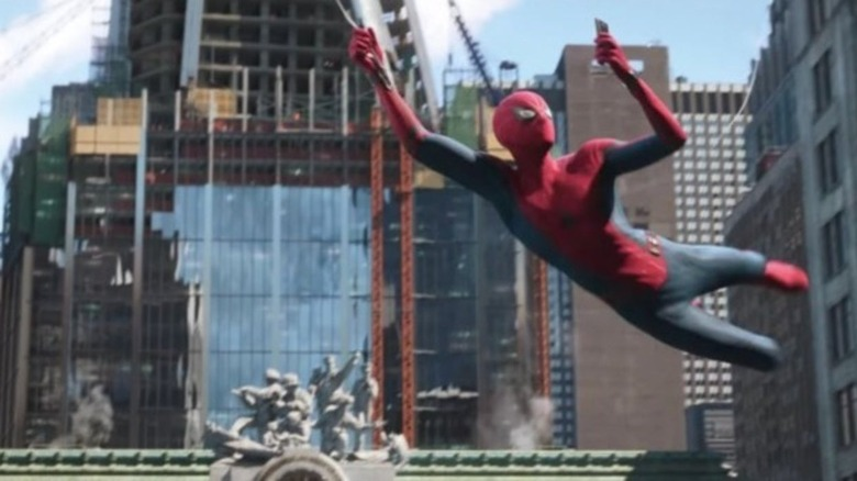Why Fans Are Split On The Leaked Spider-Man: No Way Home Trailer