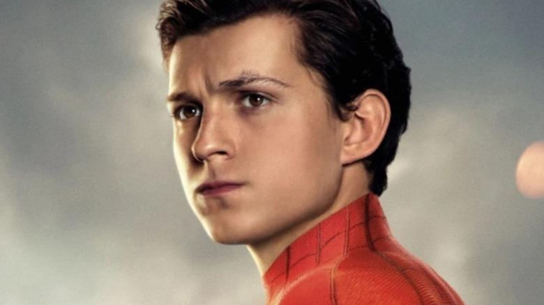 Tom Holland Peter Parker Spider-Man
