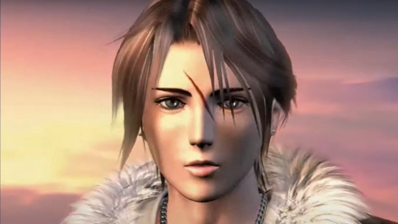 Squall opening scene