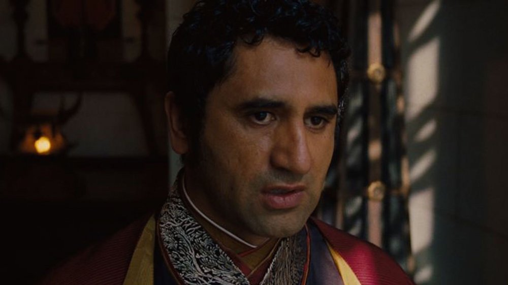 Cliff Curtis as Fire Lord Ozai in The Last Airbender