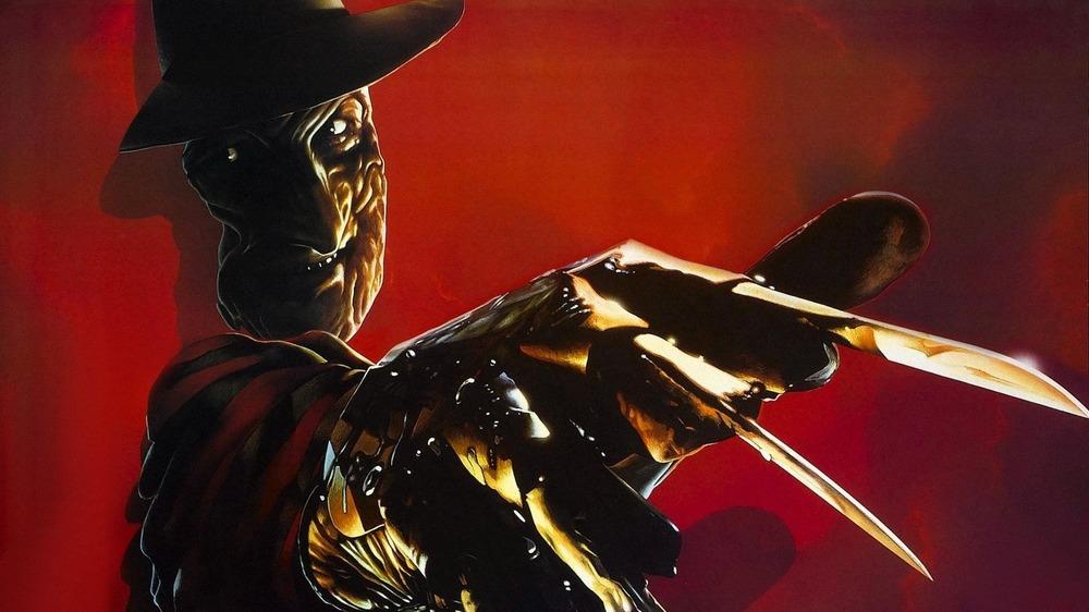 Freddy Krueger reaching