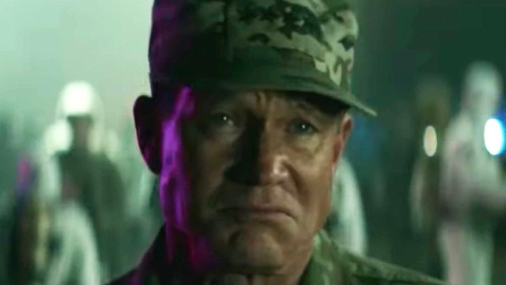 Dylan Walsh as General Lane in Superman & Lois