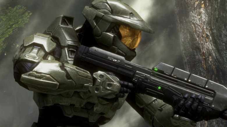 Master Chief in Halo: Master Chief Collection
