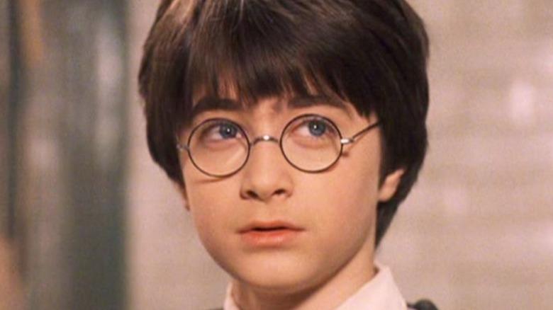 Harry Potter concerned