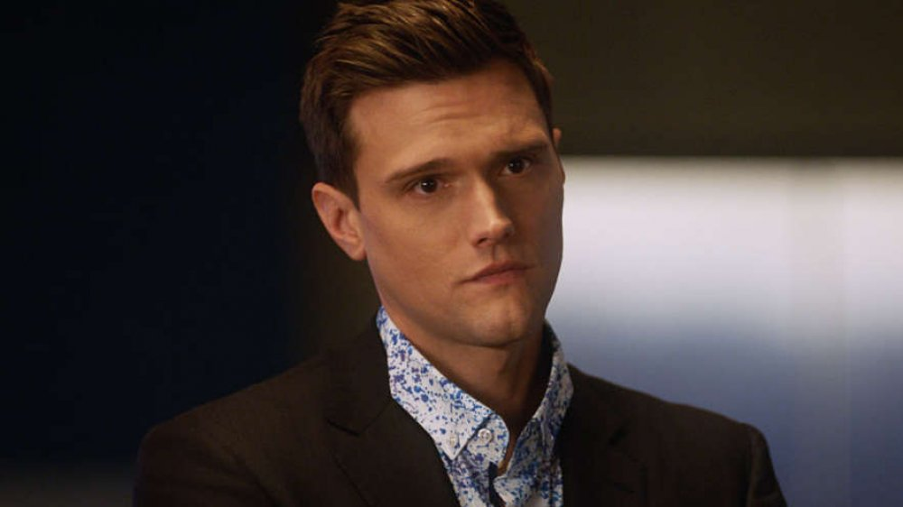 Hartley Sawyer as Ralph Dibny on The Flash