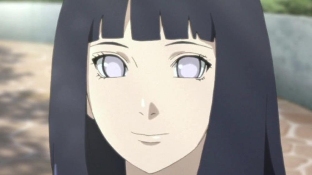 Hinata in Naruto