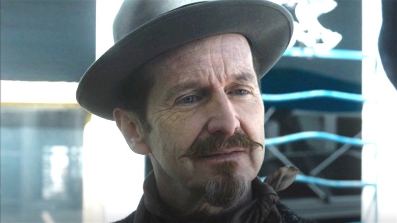 Denis O'Hare as Holden Vaughn