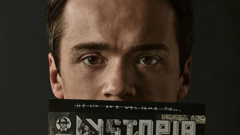 Dan Byrd as Ian in Utopia