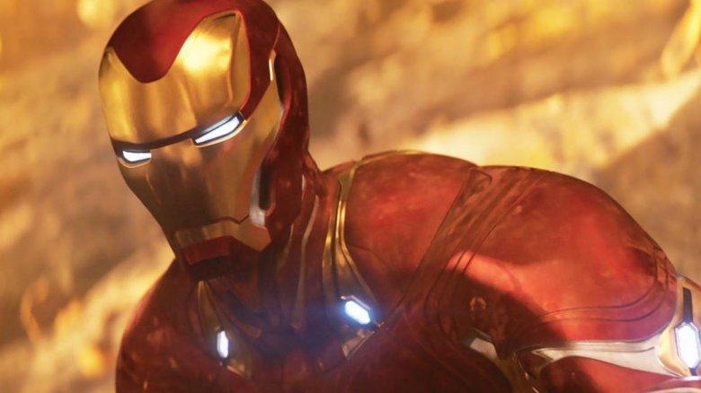 Iron Man in Infinity War