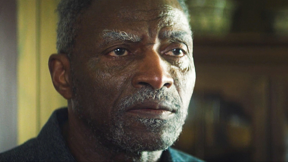 Carl Lumbly as Isaiah Bradley in The Falcon and the Winter Soldier