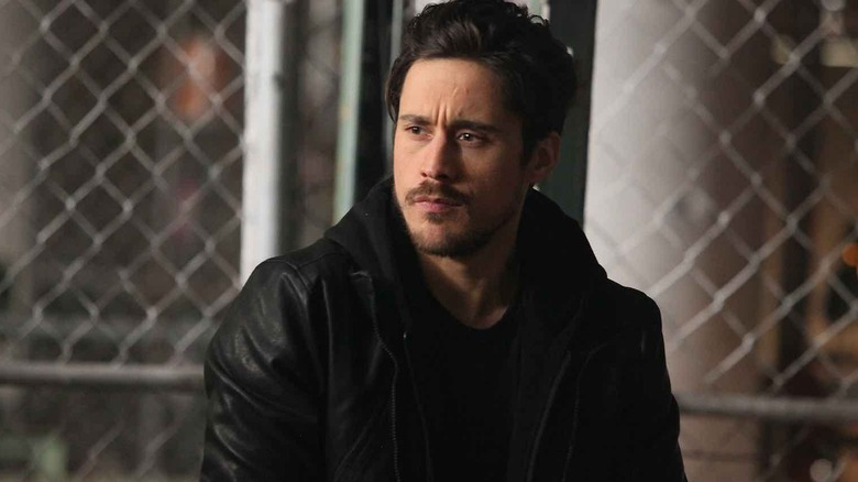 Peter Gadiot on Queen of the South