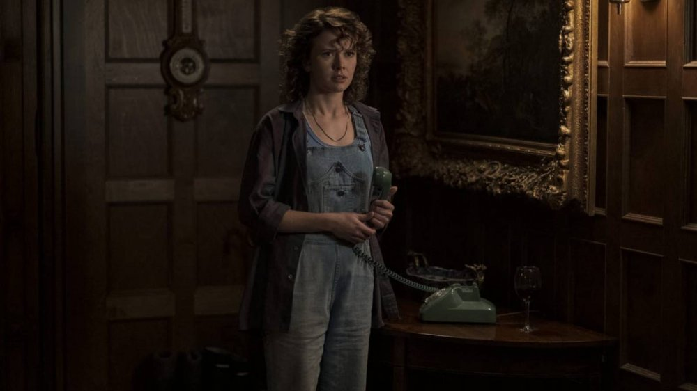 Amelia Eve stars as Jamie on The Haunting of Bly Manor