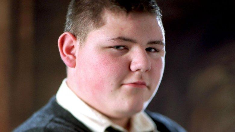 Vincent Crabbe Harry Potter Jamie Waylett