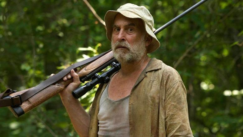 Jeffrey DeMunn as Dale on The Walking Dead