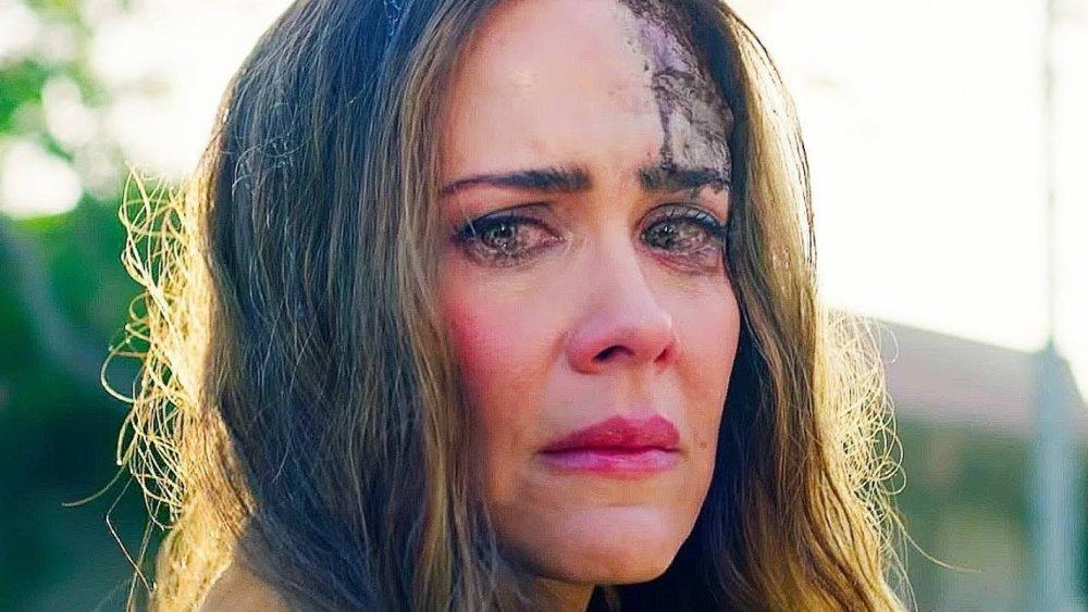 Sarah Paulson as Jessica in Bird Box