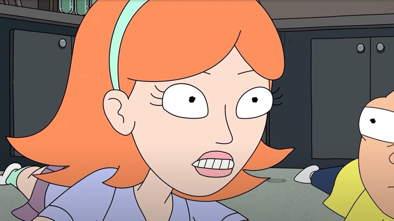 Jessica from Rick and Morty