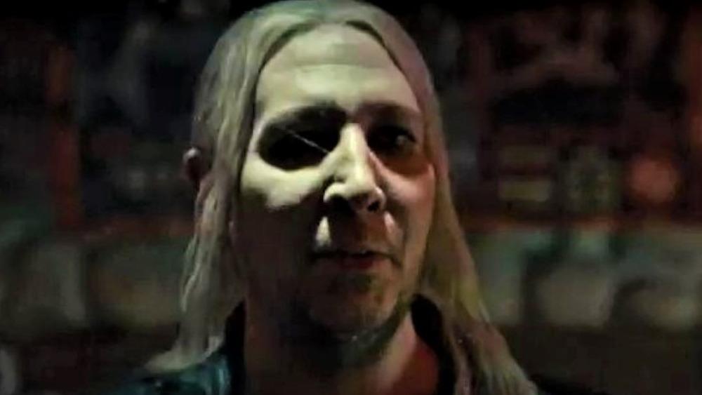 Marilyn Manson playing Johan Wengren