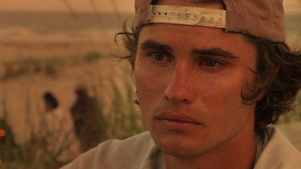 Chase Stokes as John B in Outer Banks