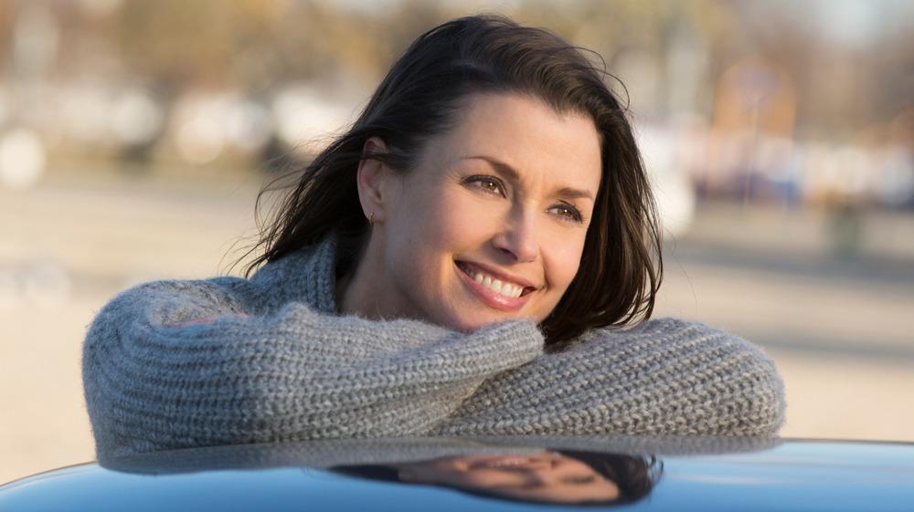 Helen Wick smiling