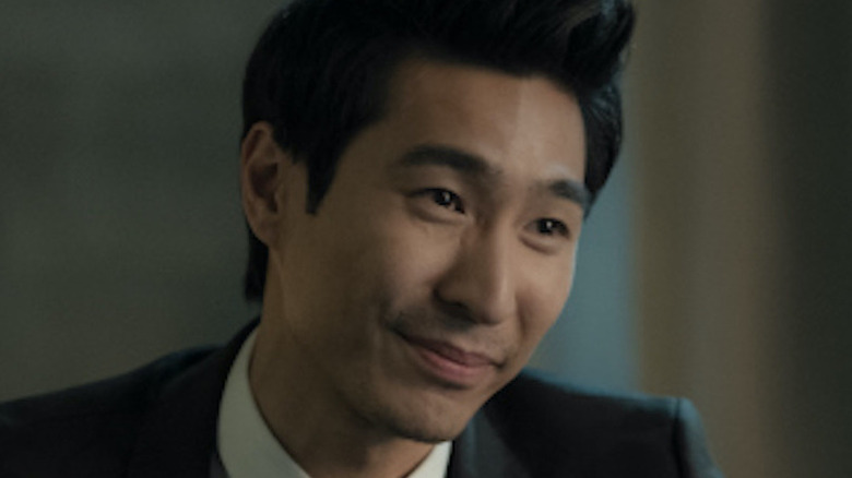 Chris Pang smiling