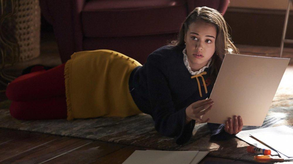 Kaylee Bryant as Josie Saltzman on Legacies