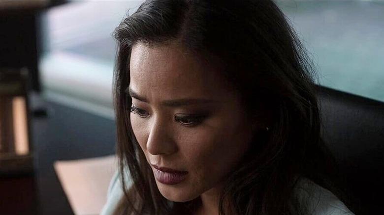 Jamie Chung as Julia in Dangerous Lies