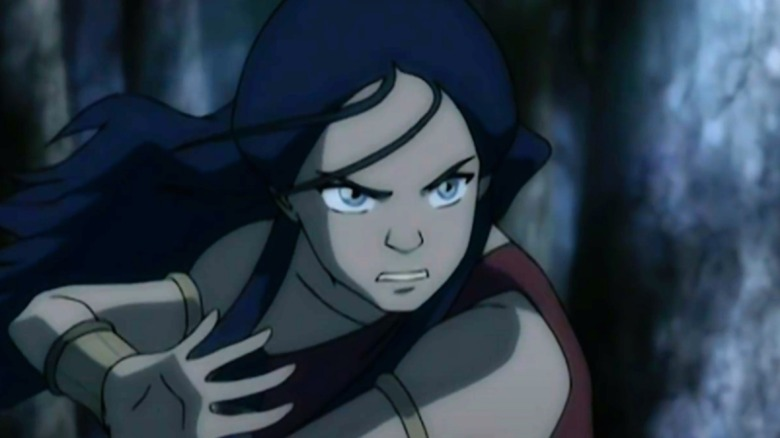 Katara in Avatar: The Last Airbender