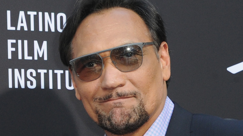 Jimmy Smits in the heights premiere