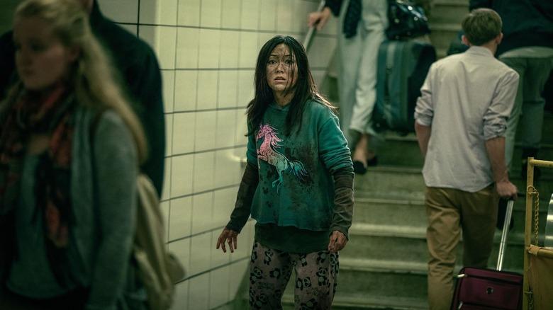 Karen Fukuhara as the Female in The Boys