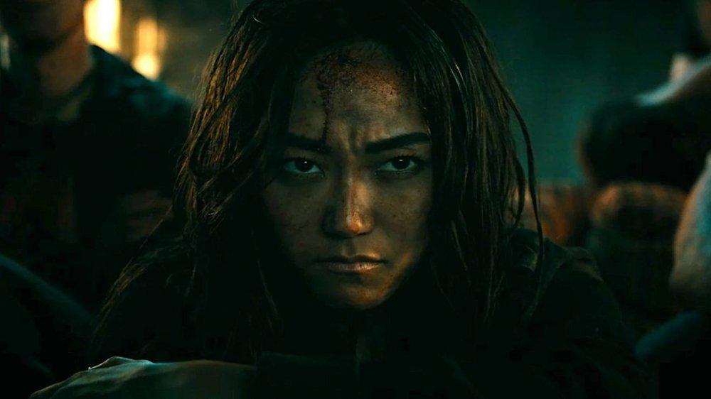 Karen Fukuhara plays Kimiko on Amazon's The Boys