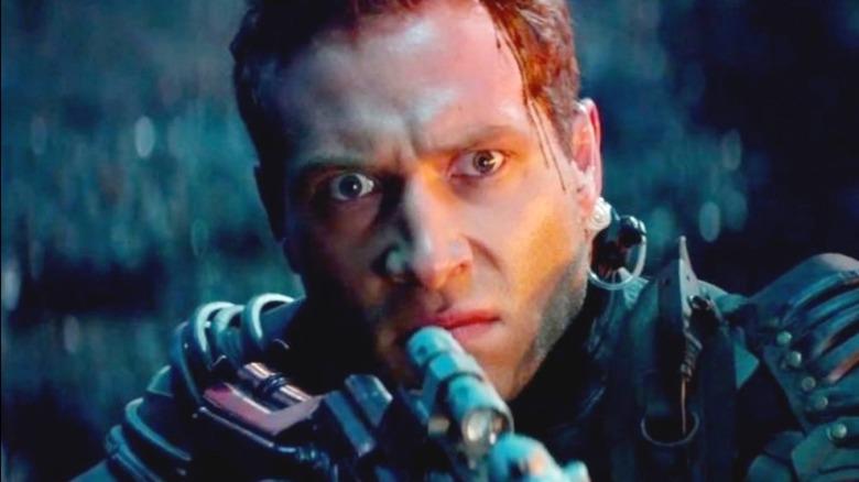 Jai Courtney in Terminator Genisys