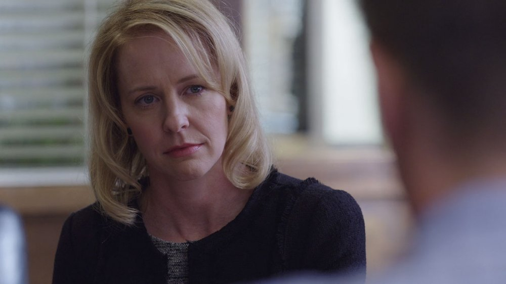 Amy Hargreaves as Lainie Jensen on 13 Reasons Why