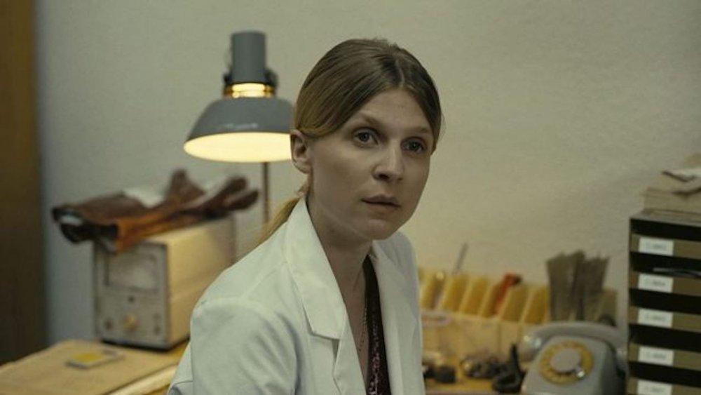 Clémence Poésy in Christopher Nolan's Tenet