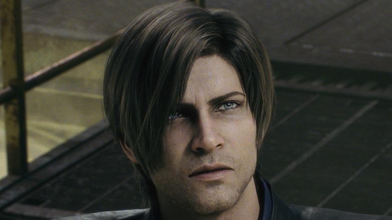 Leon S. Kennedy in Resident Evil: Infinite Darkness