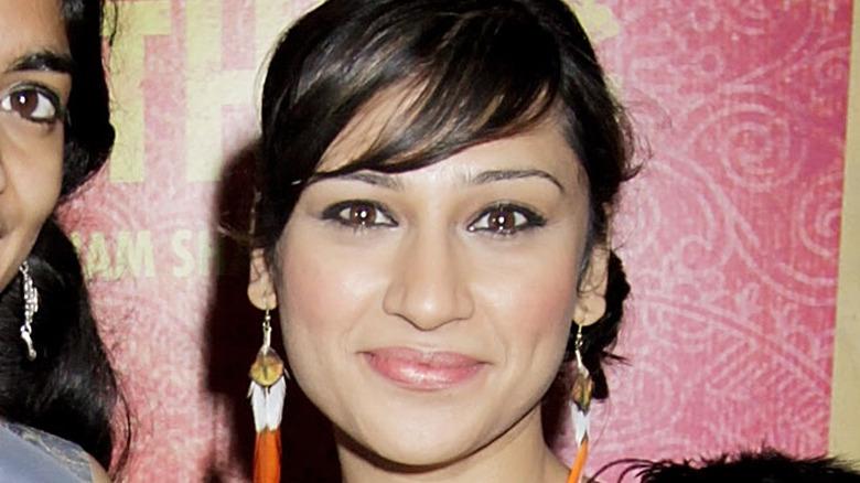 Chetna Pandya smiling