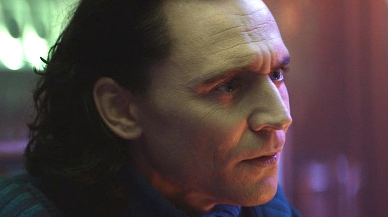 Tom Hiddleston Loki confused