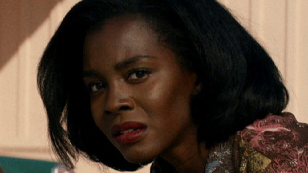 Deborah Ayorinde in Them