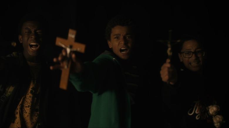 Gregory Diaz IV in Vampires vs The Bronx