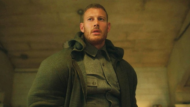 Tom Hopper as Luther in The Umbrella Academy