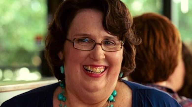 Phyllis Smith Lynn smiling