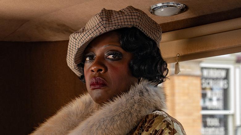 Viola Davis as Ma Rainey in Ma Rainey's Black Bottom